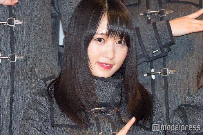菅井友香 (C)モデルプレス