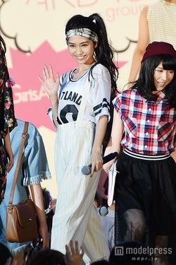 AKB48田野優花、夢が叶う ガーリー全開でキュートに魅了