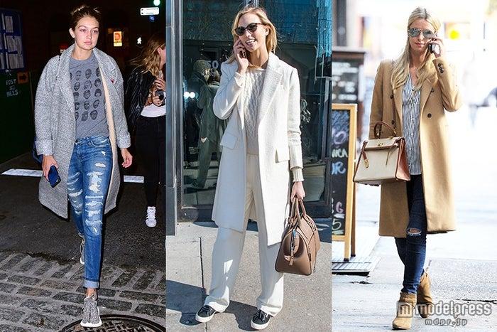 """""""チェスターコート""""は海外でも人気♡セレブに学ぶ着こなし方3選/photo:Getty Images【モデルプレス】"""