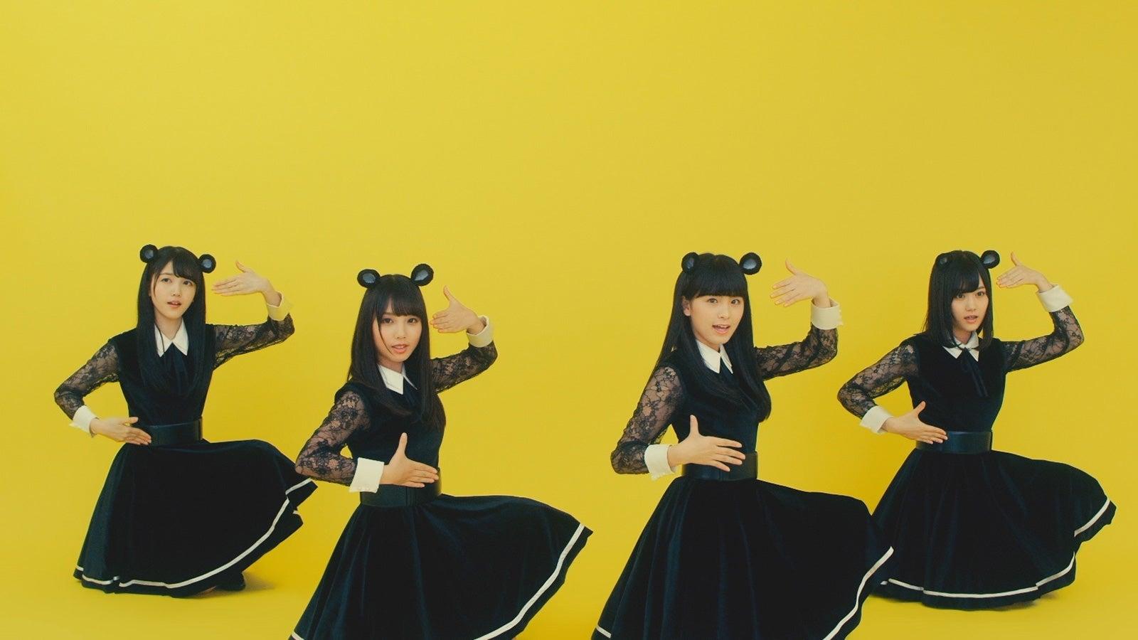 乃木坂46大園桃子・久保史緒里・山下美月・与田祐希の可愛さに夢中 先輩に続く「マウスダンス」披露