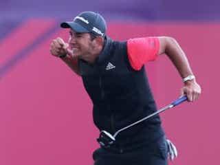 欧州ゴルフ、ハーバートが初優勝 ドバイ・デザート・クラシック