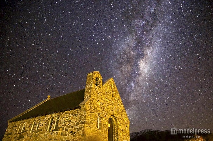 ニュージーランドの絶景ハウス/画像提供:テレビ東京