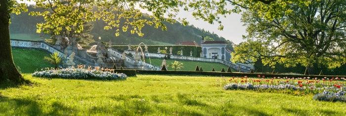 ヴァルドシュテイン庭園/画像提供:チェコ政府観光局