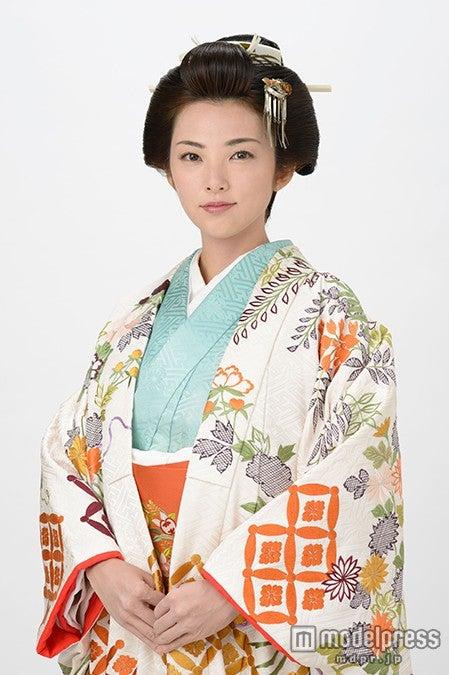 NHK大河ドラマ「花燃ゆ」に出演する田中麗奈(C)NHK【モデルプレス】