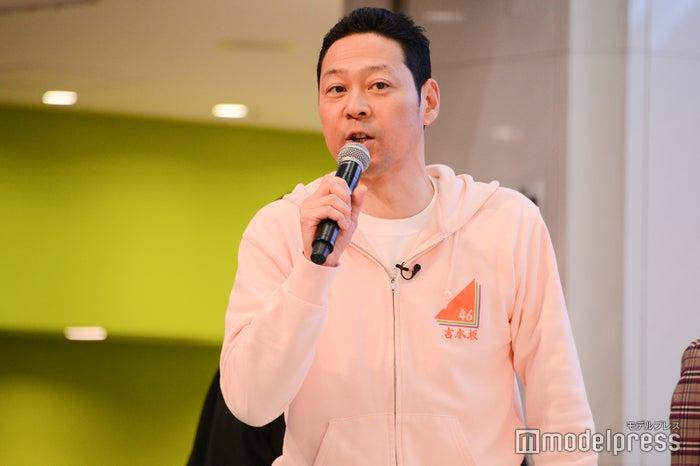 東野幸治/吉本坂46「泣かせてくれよ」発売記念イベント(C)モデルプレス