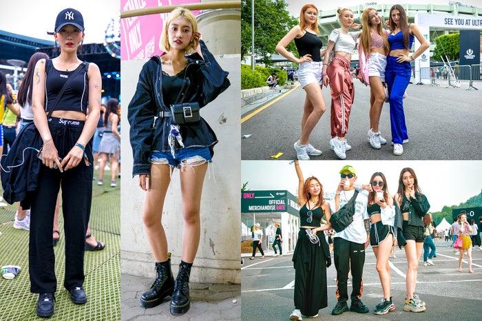 "b7f1bb19810 今年の""フェスファッション""はどうする?「ULTRA KOREA」でトレンドチェック"