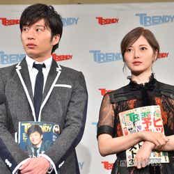 田中圭、白石麻衣 (C)モデルプレス