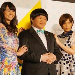 本田翼&加賀美セイラが台湾上陸 夢見る若者へエール