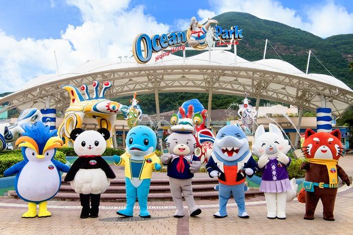 オーシャンパーク/画像提供:香港政府観光局