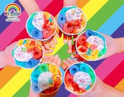 原宿に世界初の虹色スイーツ専門店「RAINBOW SWEETS HARAJUKU」が誕生