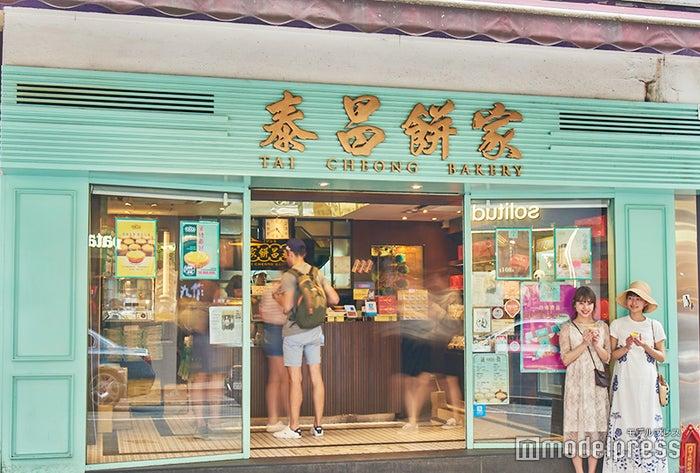 香港式エッグタルトを語るなら、「泰昌餅家」は絶対外せません(C)モデルプレス