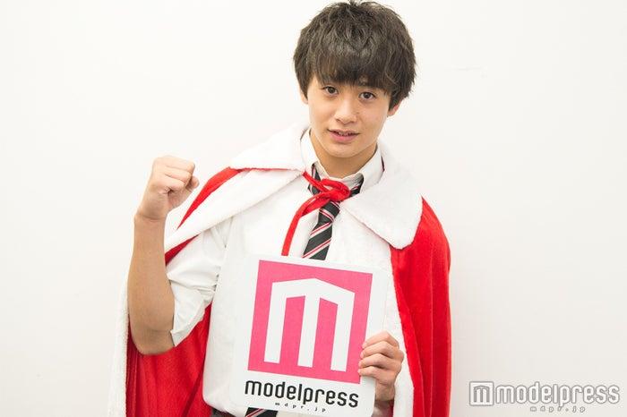 「高一ミスターコン」グランプリに輝いた黒田昊夢さん(C)モデルプレス