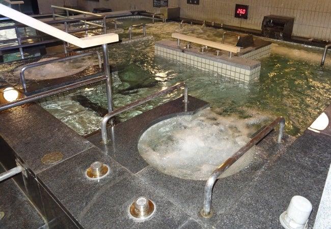 天然 温泉 多摩境