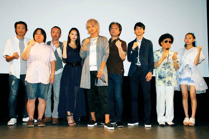 映画「RYOMA~空白の3か月~」完成披露試写会の様子(C)「RYOMA~空白の3か月~」実行委員会