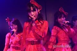 向井地美音、小栗有以、横山由依/AKB48岡部チームA「目撃者」公演(C)モデルプレス