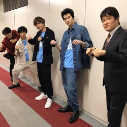 King & Prince永瀬廉、坂東龍汰・柳俊太郎と「ネプリーグ」初参戦