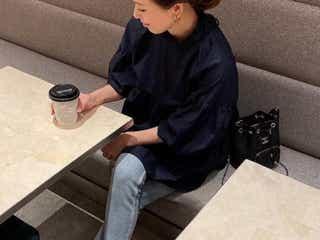 H&Mのデニムが超使える!お腹をカバーしてくれる「マタニティデニム」の着回し術