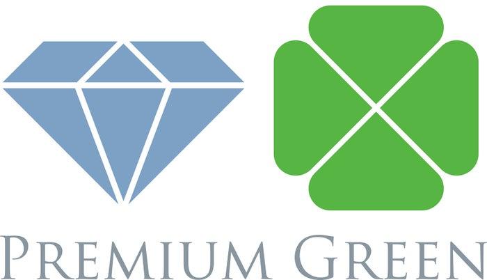 プレミアムグリーン ロゴ/JR東日本提供