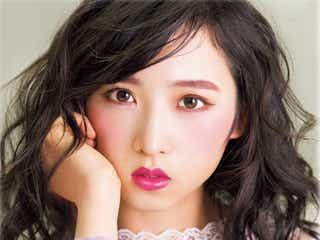"AKB48小栗有以が大人っぽい!眉毛を変えて""別人""に"