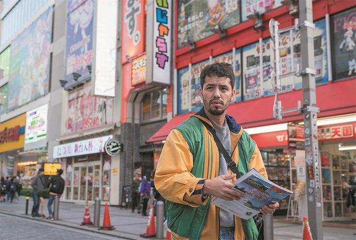 『Jose's Tour de Tokyo【ホセのトーキョー夢物語】』/画像提供:日鉄興和不動産