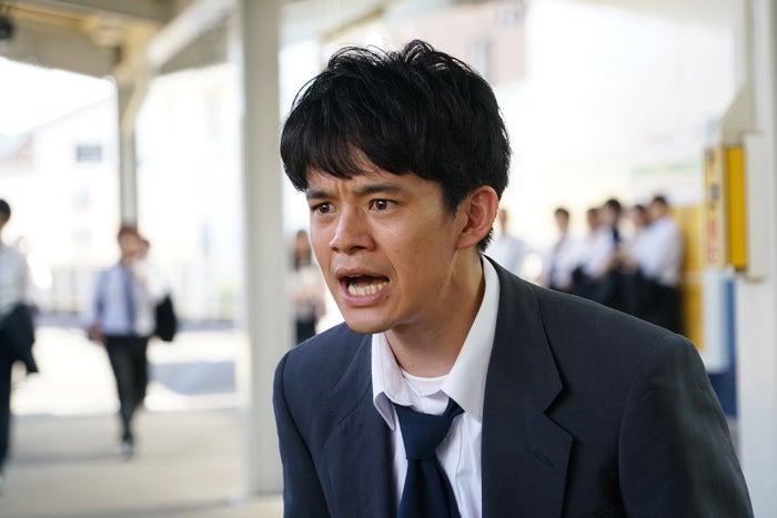 池松壮亮(C)「宮本から君へ」製作委員会