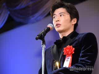 田中圭「売れたら変わった」と言われショック スピーチで呼びかけ<エランドール賞>