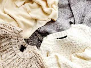 冬のお悩み…セーターって何回着たら洗うべき?