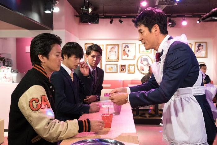 「レンタル救世主」の沢村一樹が「ラストコップ」に出演 (C)日本テレビ