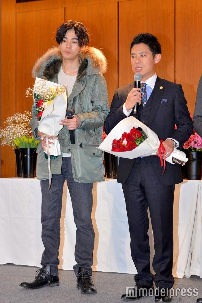 成田凌、伊藤淳史 (C)モデルプレス
