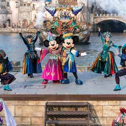 東京ディズニーシー「ディズニー・ハロウィーン」 ※写真はイメージ(C)Disney