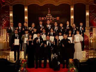 <第43回日本アカデミー賞/結果まとめ>「新聞記者」最優秀作品賞など3冠 最多は「キングダム」