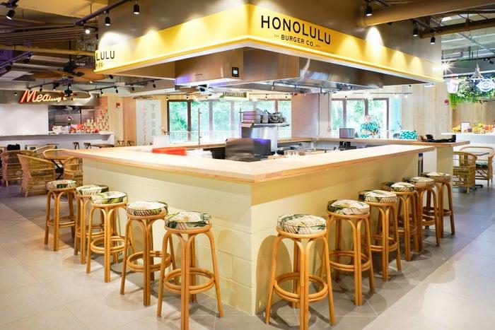 HONOLULU BURGER Co./画像提供:イル・ユイマール
