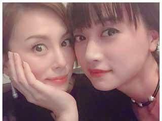 ヨンア、米倉涼子と「前世夫婦だったかも」密着2ショットに反響