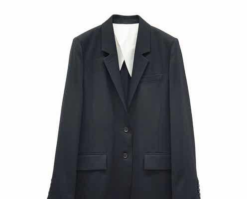 「コルピエロ」が新ライン、自社ECで開始 空気感がシャープな服を