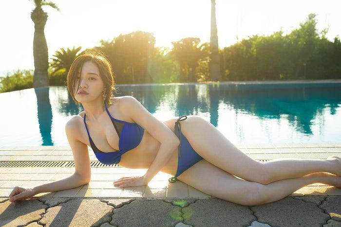 中田花奈/撮影:桑島智輝(光文社刊)