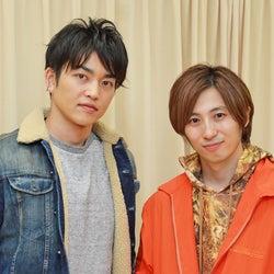 w-inds.千葉涼平&DA PUMP・KENZO、仲良しの2人で新番組「千葉KENZOの踊ってますか?」放送決定