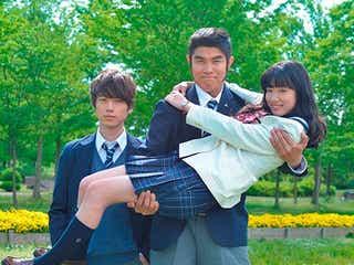 鈴木亮平、30kg増で15歳の高校生役「イメージを裏切りたくない」