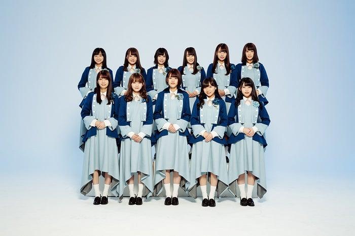 けやき坂46/1期生 (提供画像)