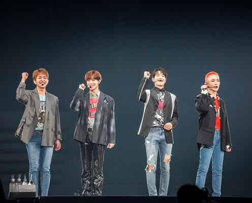 SHINee、東京ドームライブで55,000人集結 新曲も初披露
