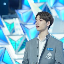 金城碧海「PRODUCE 101 JAPAN」最終回(C)LAPONE ENTERTAINMENT