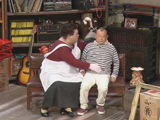 佐藤浩市、大島優子、マツコが鶴瓶と即興芝居「劇場スジナシ」DVD3本同時リリース