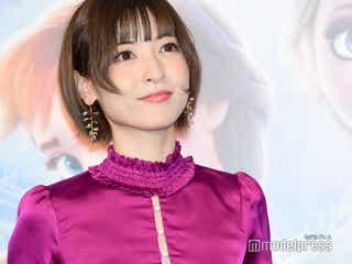 離婚発表の神田沙也加、子供について言及していた