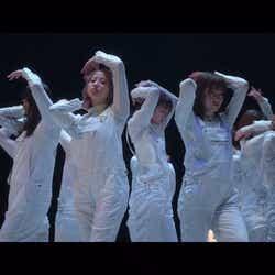 モデルプレス - 欅坂46の成長を実感 びしょ濡れで激しいダンスも<Student Dance>