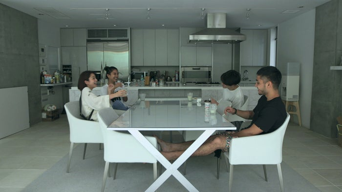 『TERRACE HOUSE BOYS & GIRLS IN THE CITY』41st WEEK(C)フジテレビ/イースト・エンタテインメント