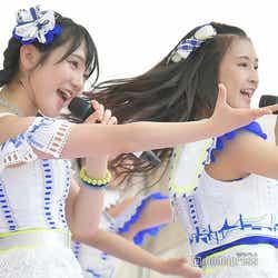 田口愛佳、田屋美咲/AKB48フレッシュ選抜「TOKYO IDOL FESTIVAL 2018」(C)モデルプレス
