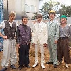 嵐・櫻井翔、NHK「LIFE!」に出演 本格的なコントに初挑戦
