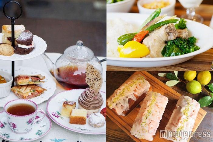 Cafe Rose Room(カフェローズルーム)/食事メニューもスイーツも手作りの美味しさが味わえる/提供:Cafe Rose Room(カフェローズルーム)