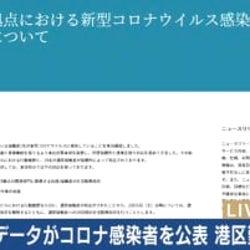 東京・港区のビルに勤務の20代男性が新型コロナウイルス感染 NTTデータ