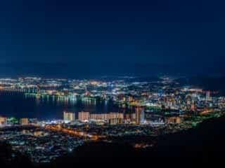関西の夜景を存分に楽しむ!滋賀・比叡山のプレミアムナイトは12月から!