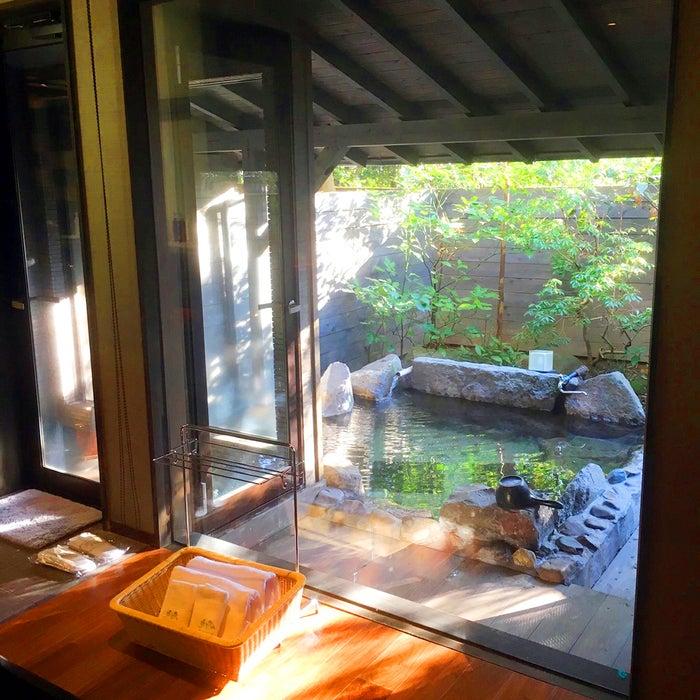 霧島温泉の温泉宿(提供写真)